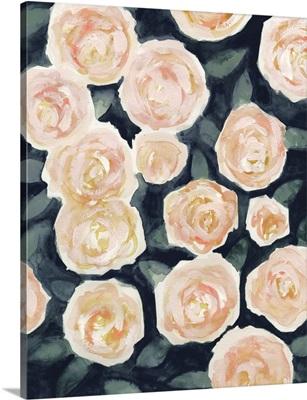 Peach Petals I