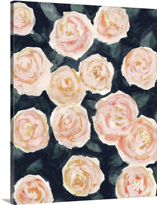 Peach Petals II