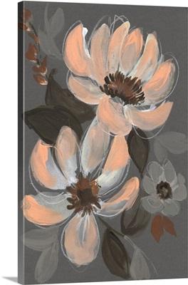 Peach & Sienna Bouquet I