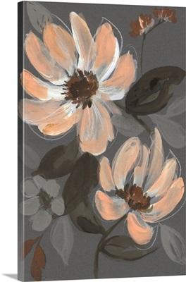 Peach & Sienna Bouquet II