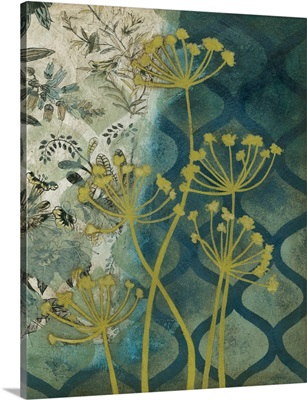 Peridot Botanical I