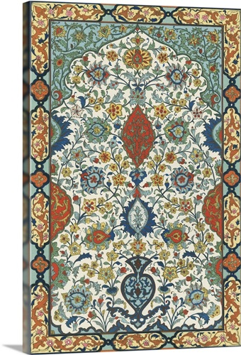 Persian Ornament I Wall Art, Canvas Prints, Framed Prints, Wall ...