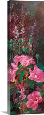 Pink Azalea Garden II