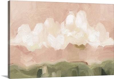 Pink Haze Sunset II