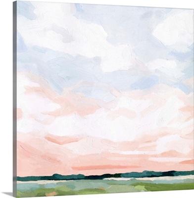 Pink Morning Horizon II