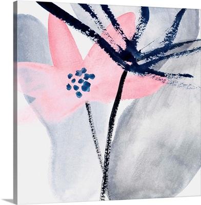 Pink Water Lilies II