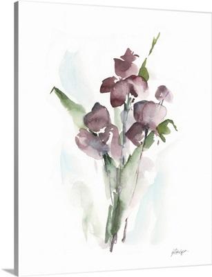 Plum Bouquet I