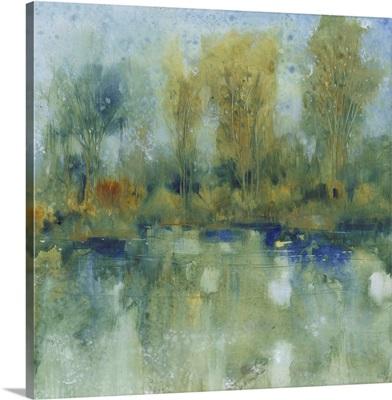 Pond Reflection I
