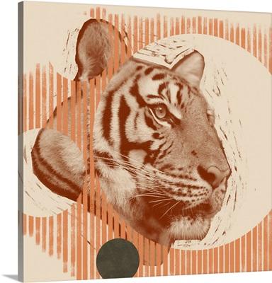Pop Art Tiger I