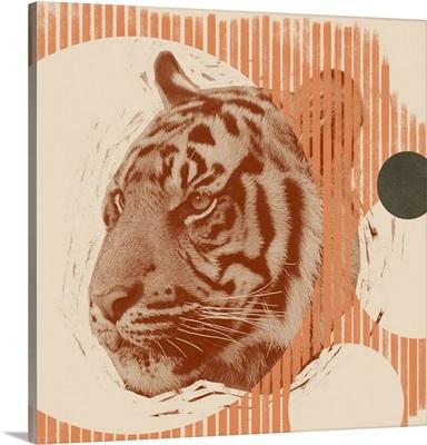 Pop Art Tiger II