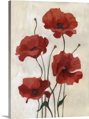Poppy Bouquet III