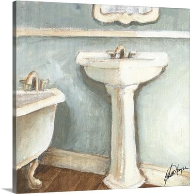 Porcelain Bath I
