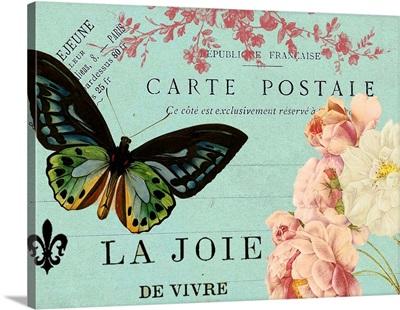 Postcards of Paris IV
