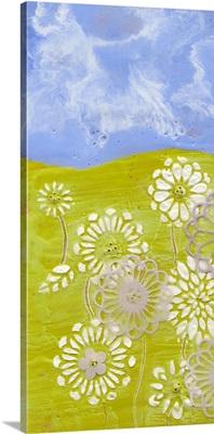 Prairie Flowers I