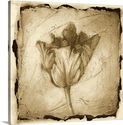 Printed Floral Impression II
