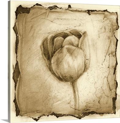 Printed Floral Impression III