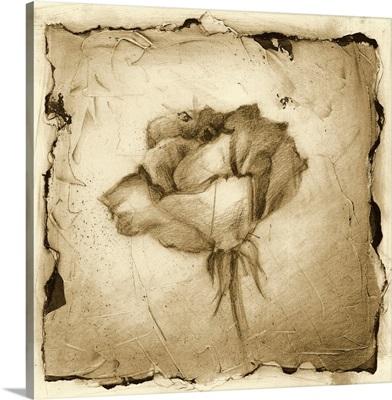 Printed Floral Impression VI