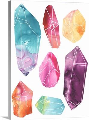 Prism Crystals I