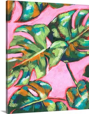 Psychedelic Palms I