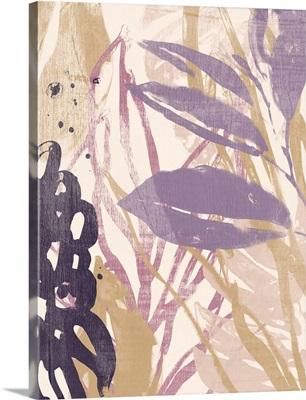 Purple Palms II