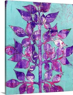 Purple Planta II