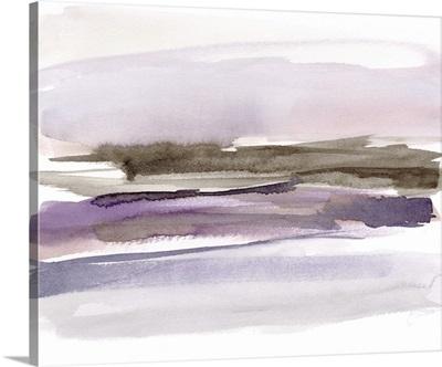 Purple Umber I