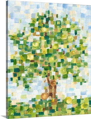Quilted Tree I