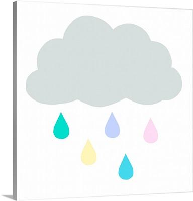 Rainbow Cloud II