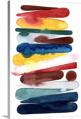 Rainbow Strata I