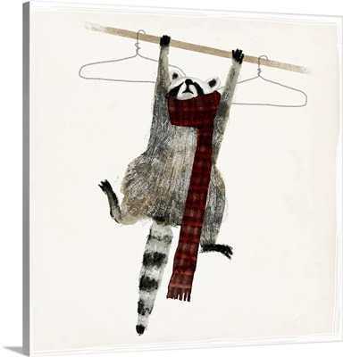 Rascally Raccoon I