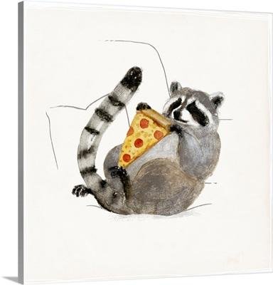 Rascally Raccoon II