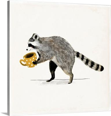 Rascally Raccoon III