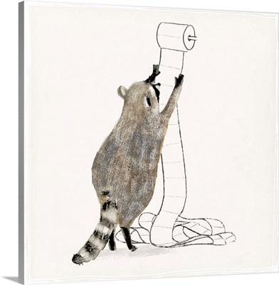 Rascally Raccoon IV