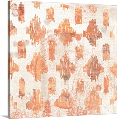 Red Earth Textile IV