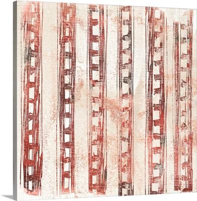 Red Earth Textile IX