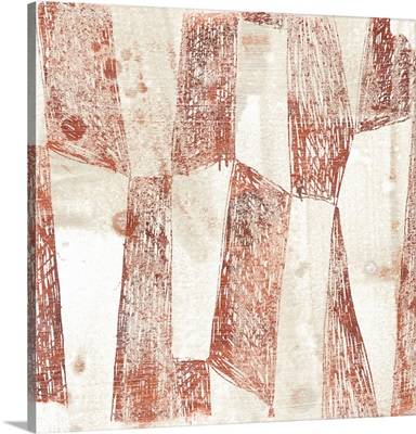 Red Earth Textile VII