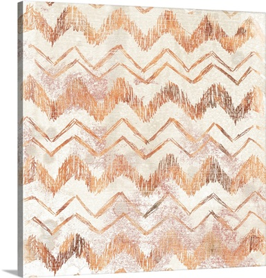 Red Earth Textile VIII
