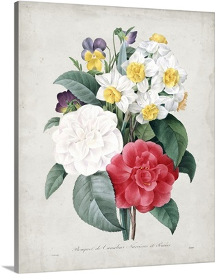 Redoute Bouquet III