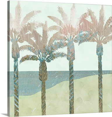 Retro Palms II