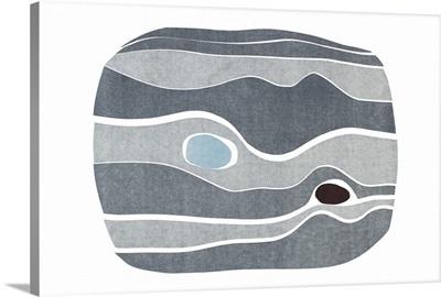 River Stones VII