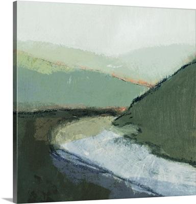 Riverbend Landscape I