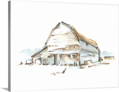 Roadside Barn II