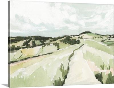 Rolling Pastures Sketch II