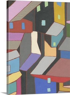 Rooftops in Color V