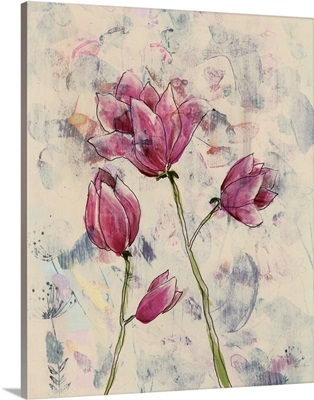 Rosa Blume I