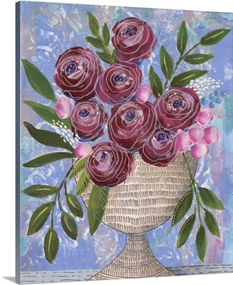 Rosa Bouquet II