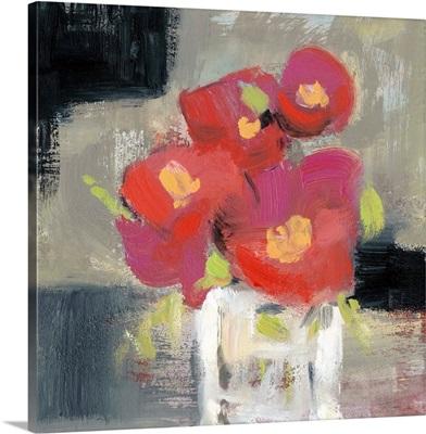 Rose Bud Vase I