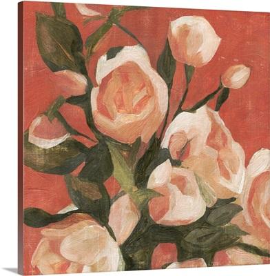 Rose Tangle I