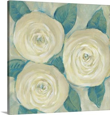 Roses In Bloom I