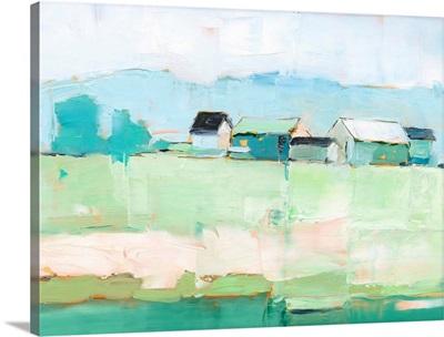 Rural Pastel II